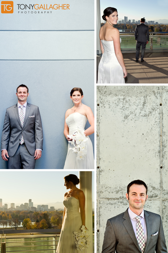 Denver Museum-Of-Nature-And-Science,-Bride-and-Groom,-Wedding-Photographer-Denver,-Tony-Gallagher-Photography