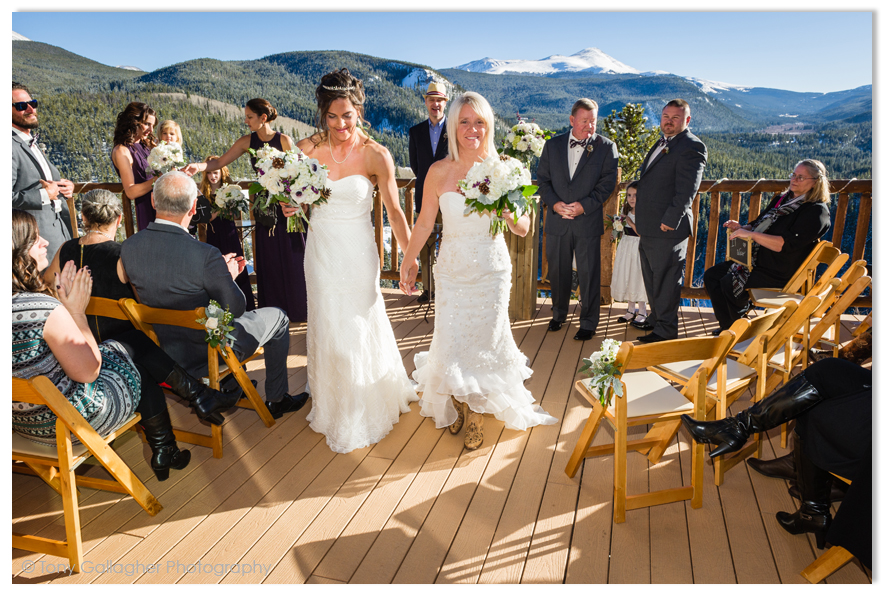 Tony Gallagher Colorado Wedding Photographer